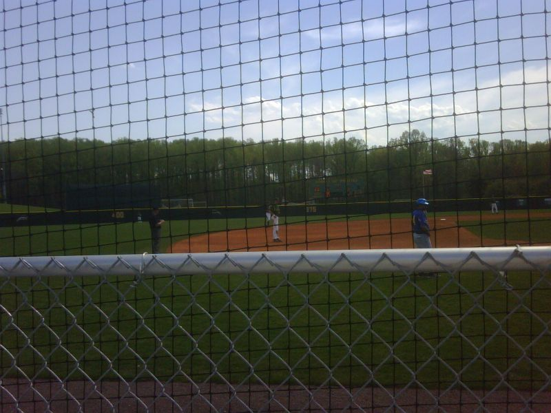Gmubaseball game
