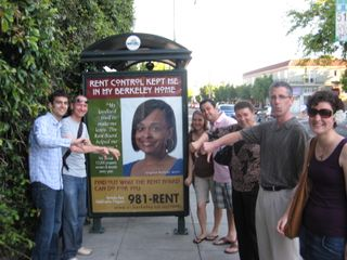 Rent control Berkeley Group Aug.09