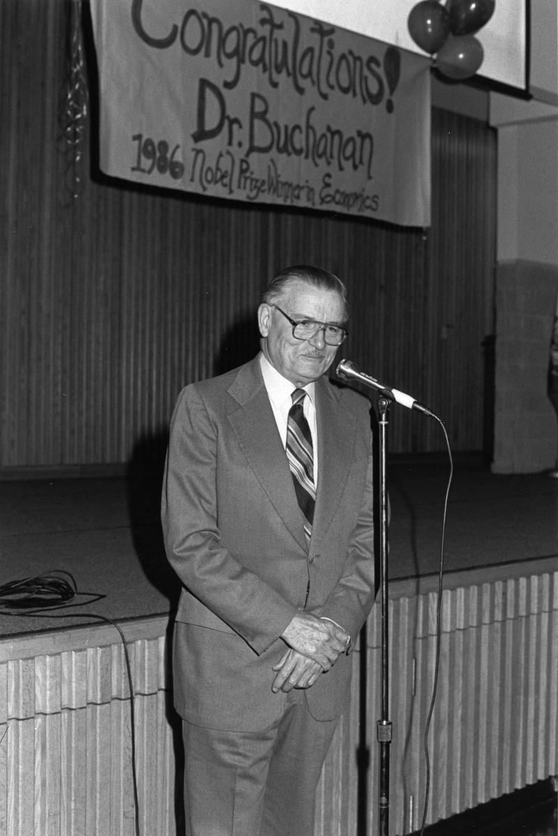 Buchanan GMU 1986